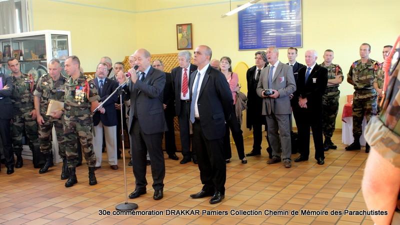 La cérémonie vue par nos membres CMP du 30ème anniversaire du DRAKKAR à Pamiers  Img_9022