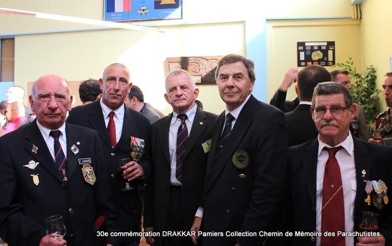 La cérémonie vue par nos membres CMP du 30ème anniversaire du DRAKKAR à Pamiers  Img_9023