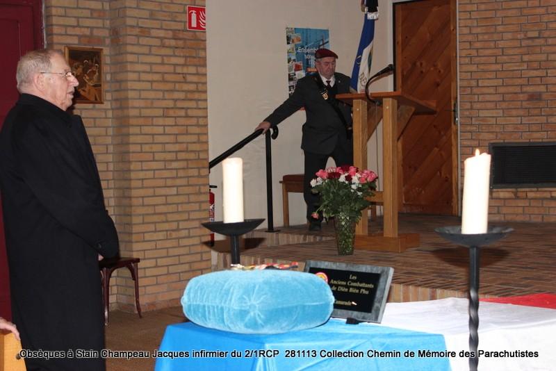 Champeau Jacques infirmier du 2/1RCP - A Dieu Jacques Champeau! Img_9314