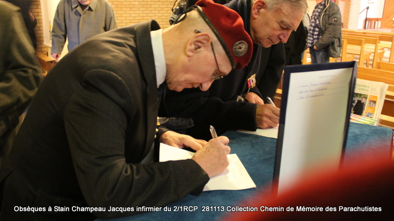 Champeau Jacques infirmier du 2/1RCP - A Dieu Jacques Champeau! Img_9316