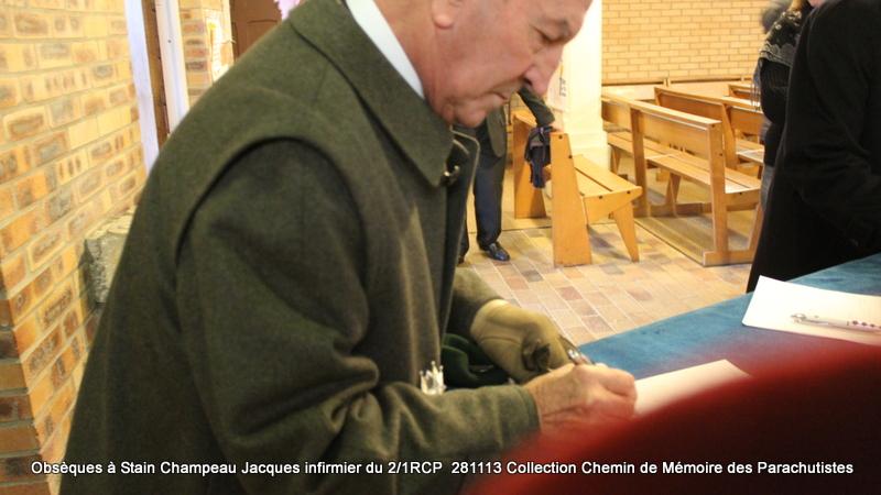 Champeau Jacques infirmier du 2/1RCP - A Dieu Jacques Champeau! Img_9317
