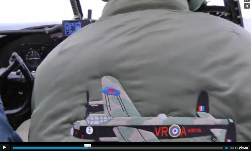 """Pour les amateurs d'avions de guerre...J' ai le plaisir de vous présenter, ce magnifique reportage, dédié à cet avion le """"LANCASTER"""" Lancas10"""