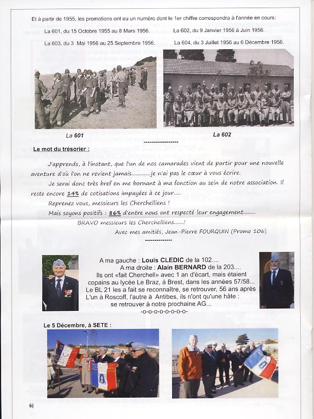 """Bulletin CITADELLE n°22 de mars 2014 """"Tout est dit""""   Page6_10"""