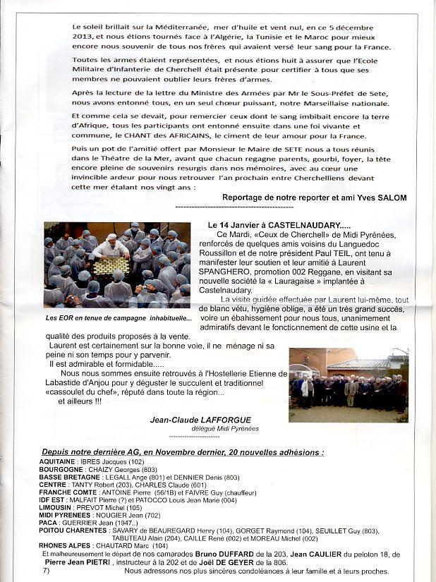 """Bulletin CITADELLE n°22 de mars 2014 """"Tout est dit""""   Page7_10"""