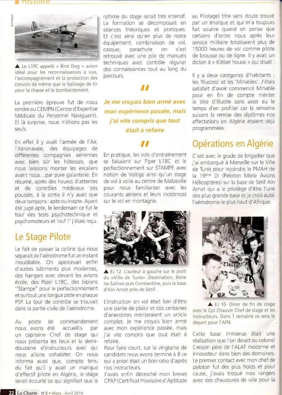 PILOTE dans l'ALAT et OPERATIONS en ALGERIE  Pilote11