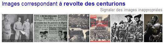 La revolte des Centurions 21 avril 1961 en Algérie Revolt10