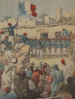 1894: l'armée française et la conquête de Tombouctou  Tombou10