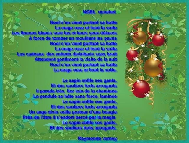 NOEL ricochet Noel112