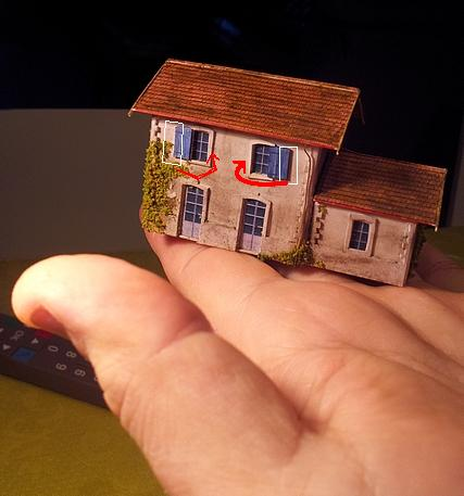 Mon premier bâtiment...  Maison10