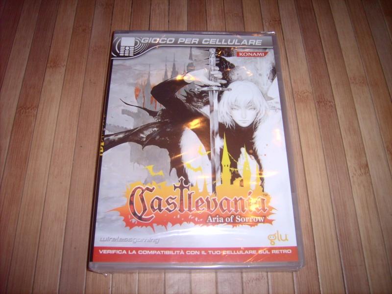 Nintendo GBA - Castlevania: Aria of Sorrow Castle10