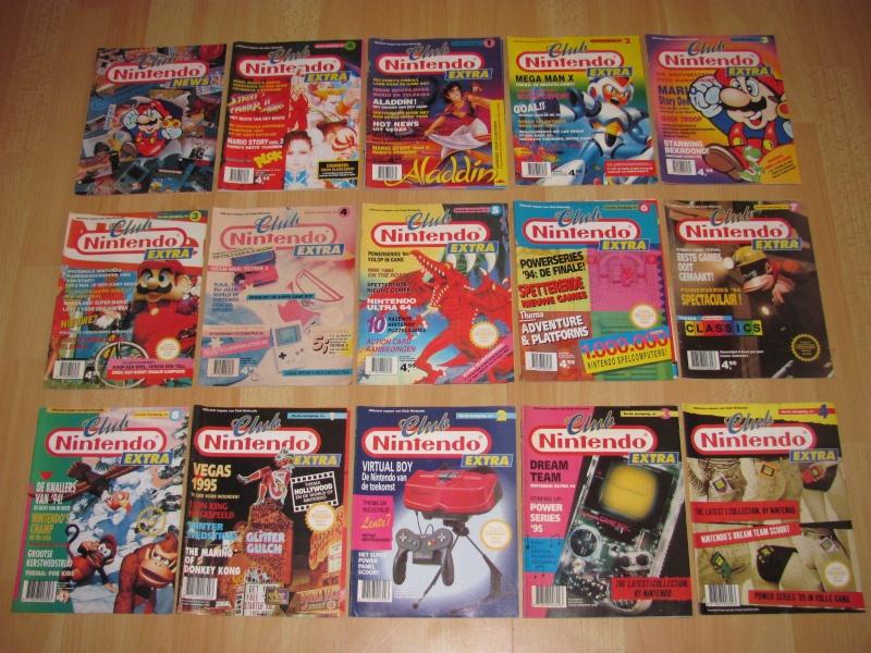 Club Nintendo magazines Club_n10