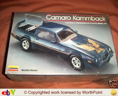 Projet Camaro 82 delivery terminée 1_697810