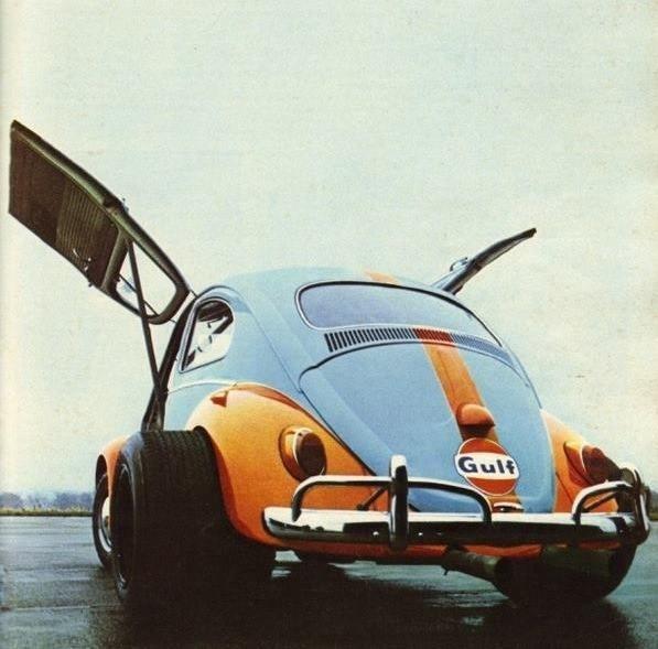 VW AIRCOOLED F7264410