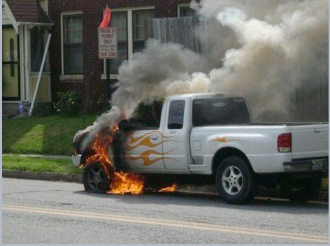 Humour automobile Flame_10