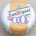San Miguel sans alcool Sp02410
