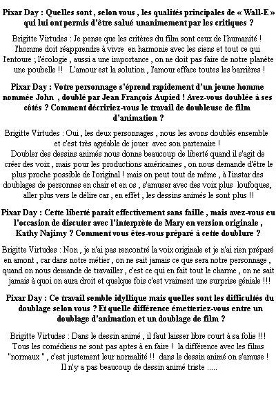 WALL•E [Pixar - 2008] - Page 9 Page_211