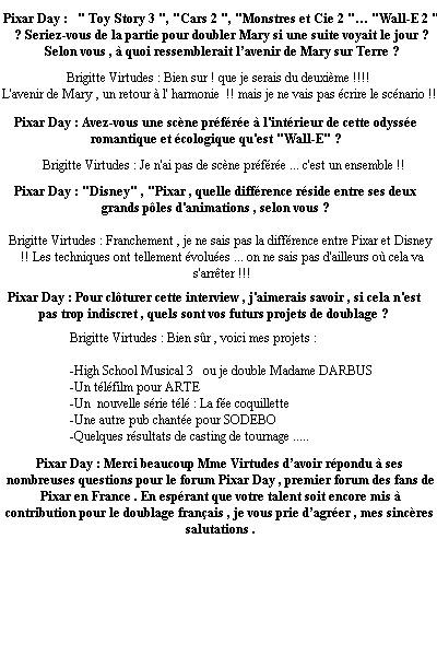 WALL•E [Pixar - 2008] - Page 9 Page_311