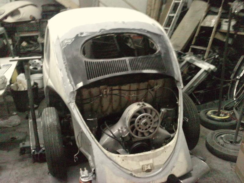 Sigle VW capot AV P2812011