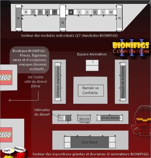 [Expo] BIONIFIGS Convention 3 au Festi'Briques de Villebon les 26 & 27 octobre ! Plan_c10