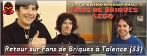 [Expo] Retour sur l'expo Fans de Briques 2013 à Talence Talenc12