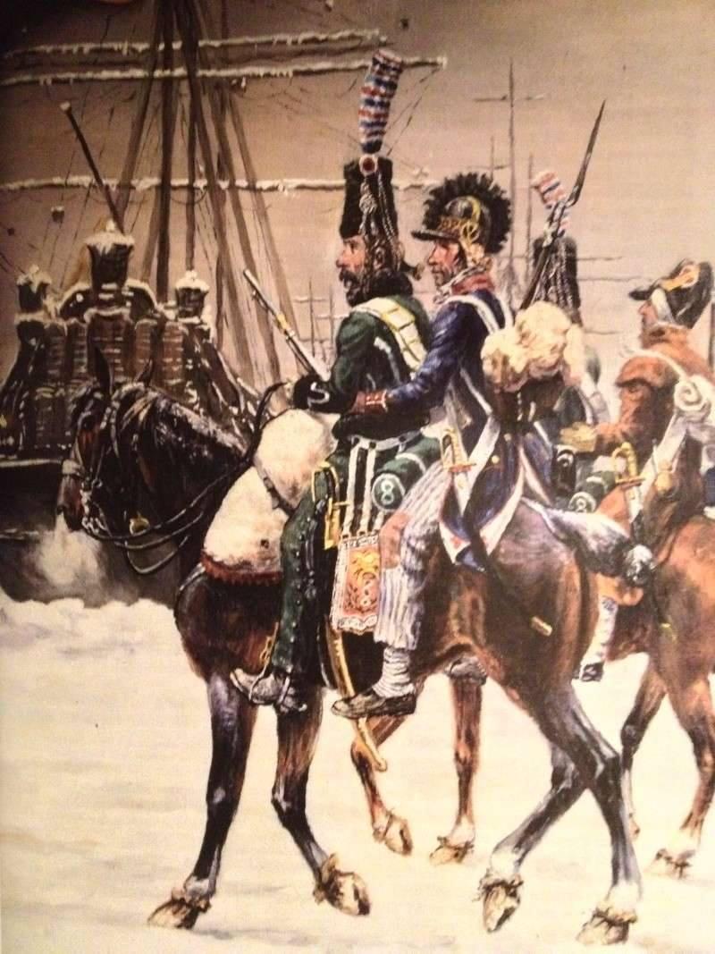 R.EM :Prise de la flotte Hollandaise le 23 janvier 1795 entre la pointe du Helder et l'ïle de Texel - Page 2 89339110
