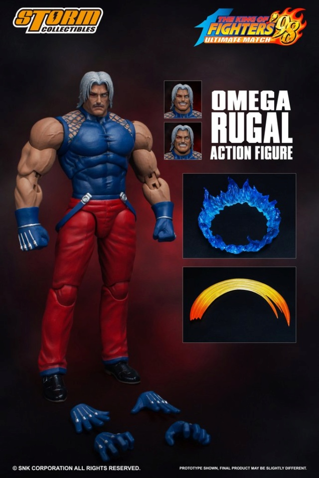 FIGURINES & TOYS SNK - Page 3 Rugal210