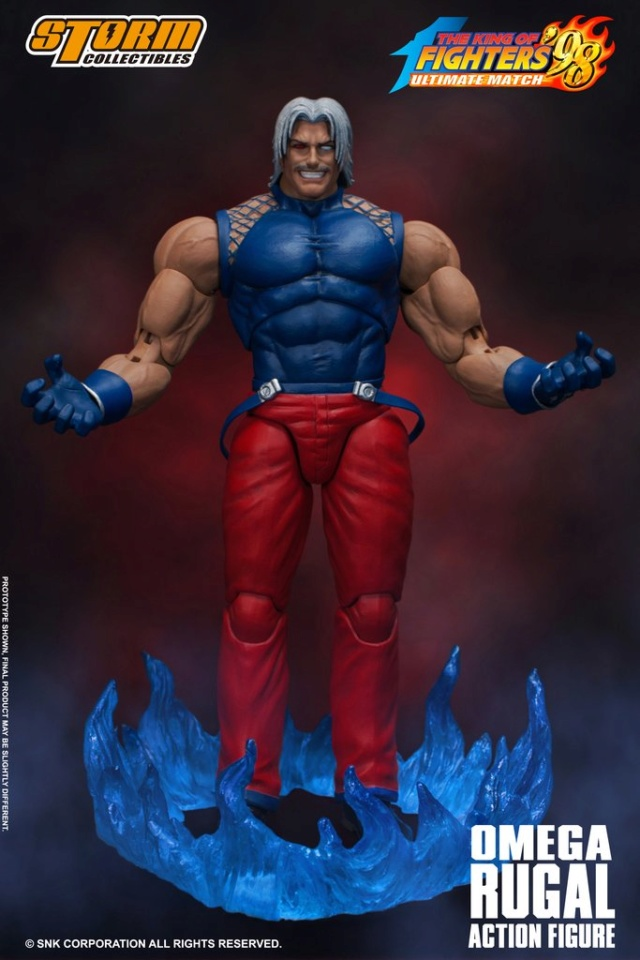 FIGURINES & TOYS SNK - Page 3 Rugal410