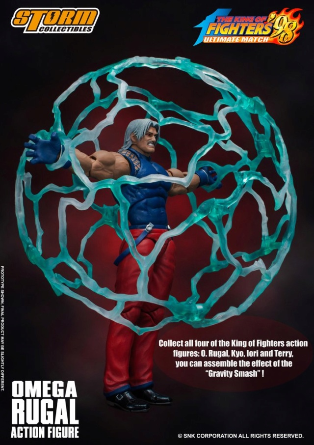 FIGURINES & TOYS SNK - Page 3 Rugal710