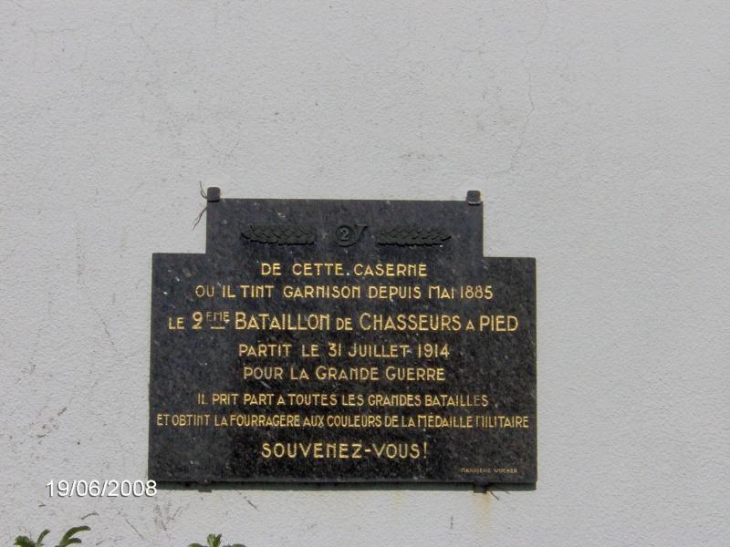 Quartier Stainville Lunéville Lunavi10