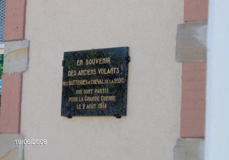 Quartier Stainville Lunéville Lunavi11