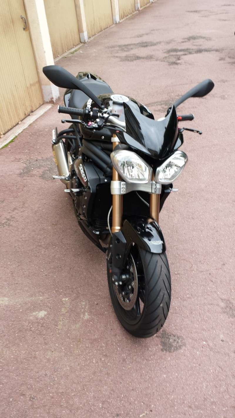 [VENDU!!!] SPEED TRIPLE ABS  ligne ARROW 20131011