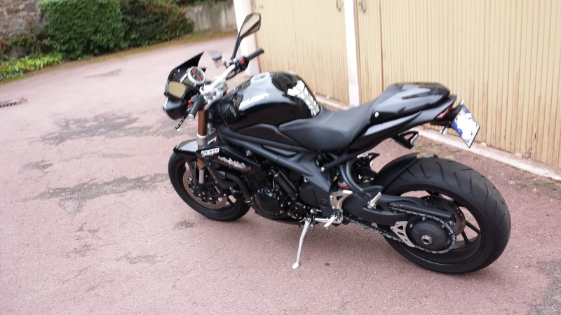 [VENDU!!!] SPEED TRIPLE ABS  ligne ARROW 20131012