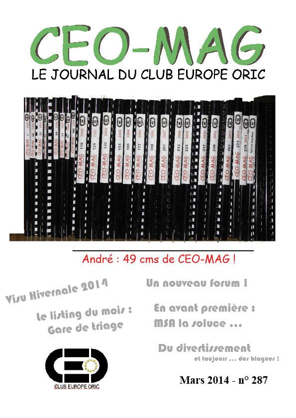 [sujet Public] - le Ceo-Mag Ceomag10