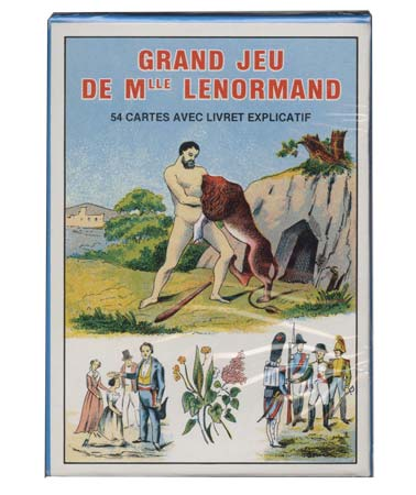 Le Grand Jeu Mythologique de Melle Lenormand Carte-10