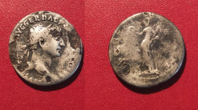 Vente de deniers Trajan10