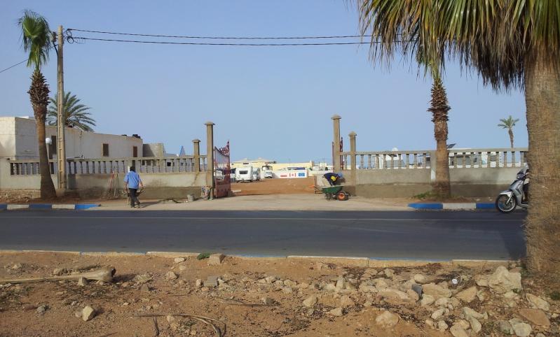nouveau camping à Sidi Ifni : Gran canaria 20131210