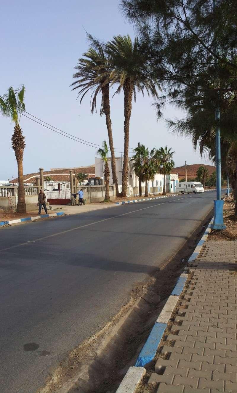 nouveau camping à Sidi Ifni : Gran canaria 20131211