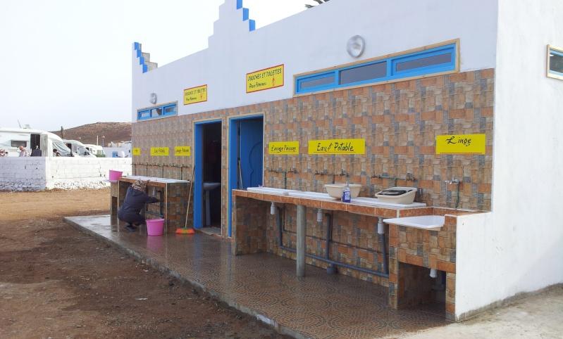 nouveau camping à Sidi Ifni : Gran canaria 20131214