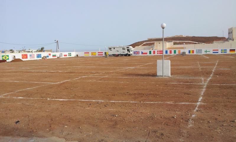 nouveau camping à Sidi Ifni : Gran canaria 20131219