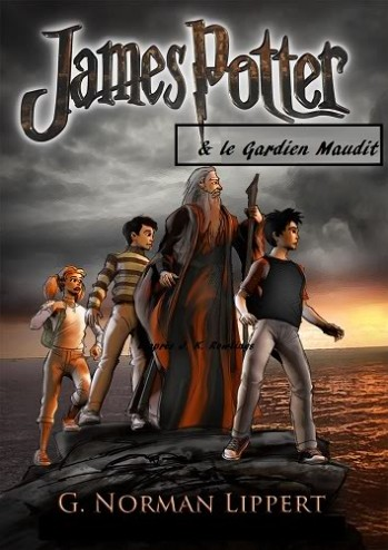 [Lippert, G. Norman] James Potter - Tome 2: Le Gardien Maudit 2-110