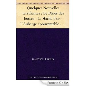 [Leroux, Gaston] Quelques Nouvelles terrifiantes 51qf7z10