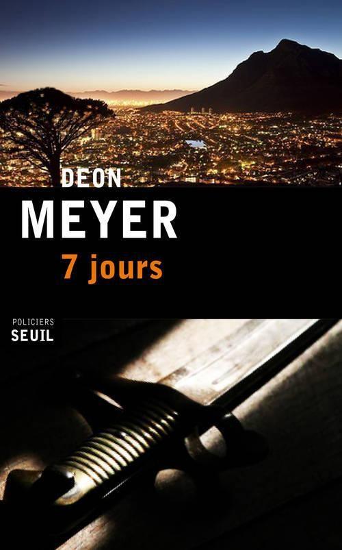 [Meyer, Deon] 7 jours 97820210