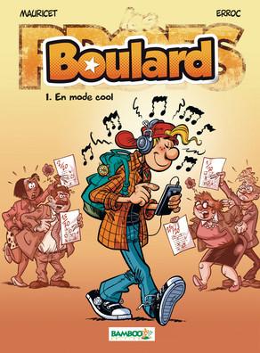 Boulard - Tome 1: En mode cool [Mauricet & Erroc] Boular10