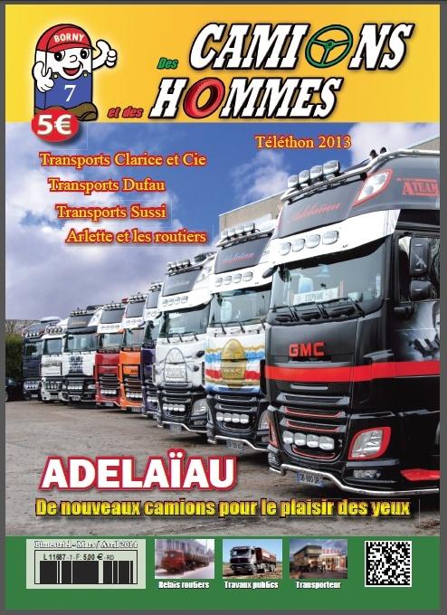 Numéro 6 du magazine Des Camions et des hommes Sans_t11
