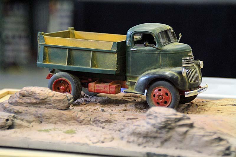 "CHEVY 1941 COE "" dump"" (benne)... sale !!!! Img_1117"
