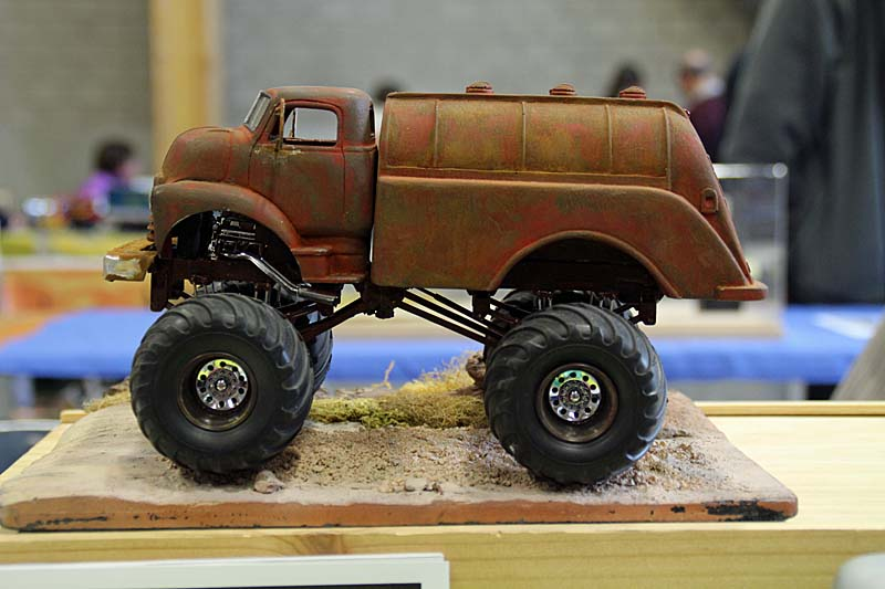 """CHEVY 1948 COE tanker Monster Truck  """"RUSTY"""" !!!! Terminé Img_8029"""