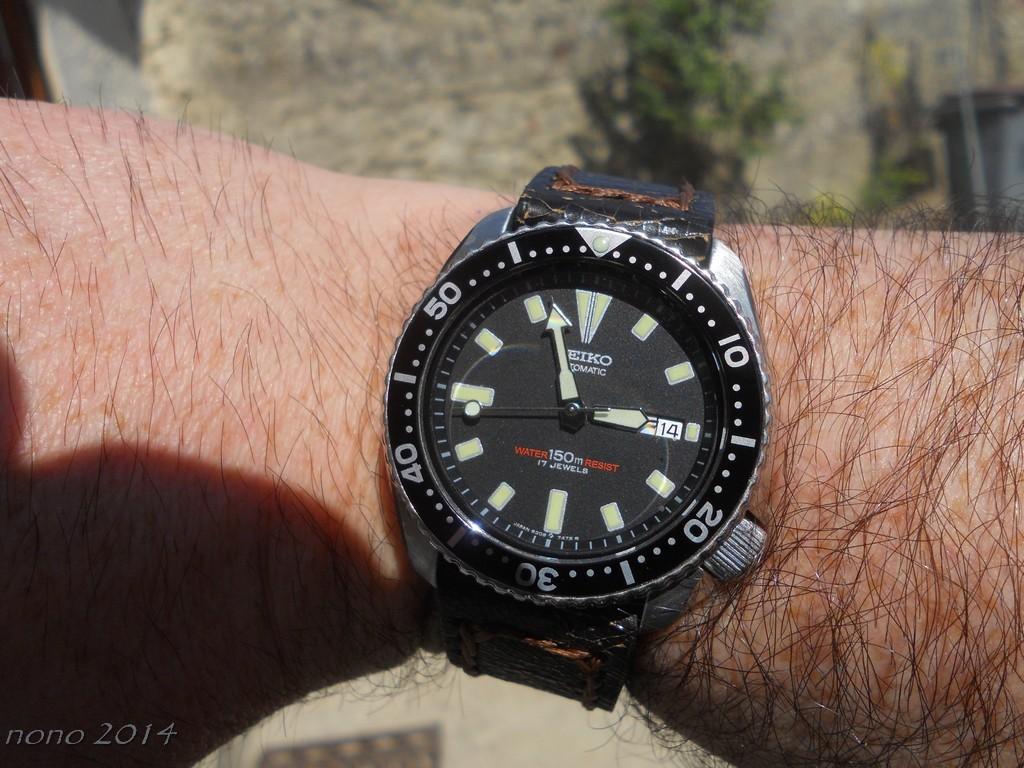 DIVER - Votre montre du jour Seiko633