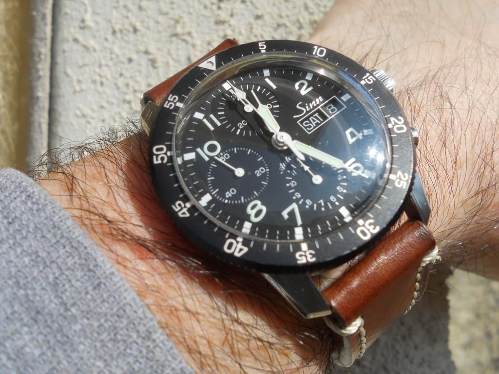 Breitling - La montre de pilote du jour - Page 18 Sinn7210