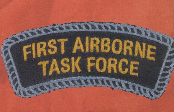 First Airborne task Force, il y a 69 ans Fatf10