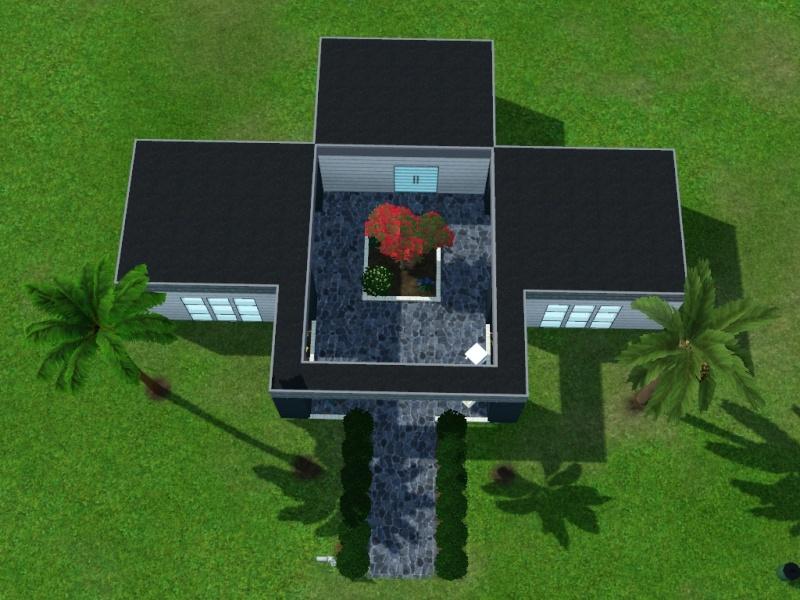 [Sims3]-Débutant- Atelier construction moderne.  Screen17